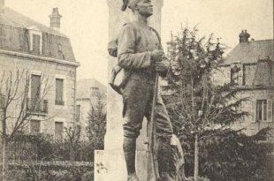 Photographie du Monument du colonel Germain à Brive-la-Gaillarde