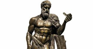 Statue de Hercule