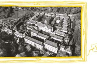La chartreuse du Photo du Glandier située à Beyssac